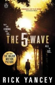 Book review: The 5th Wave by Rick Yancey