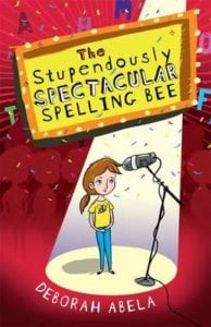 Book Review: The Stupendously Spectacular Spelling Bee reviewed by a kid book blogger   bookboy.com.au
